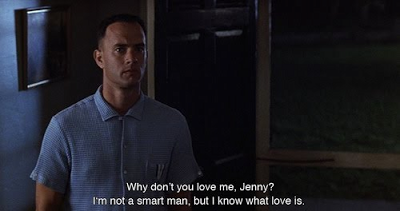 Do Runners in Distress Run Best? Revisiting the Run of Forrest Gump