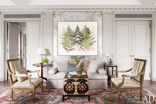 Decorating With Antiques Paperblog