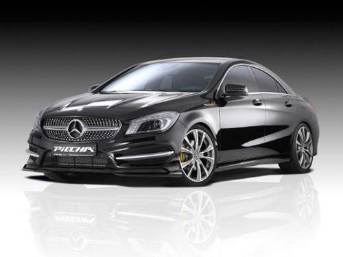 Mercedes-Benz CLA250 GT-R Tuned | By PIECHA Design