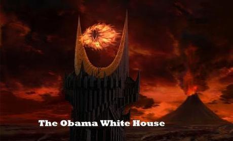 Eye of Obama