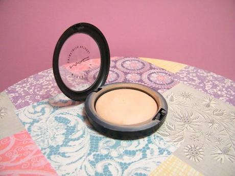 Review: MAC's 'Mineralize Skinfinish Natural'