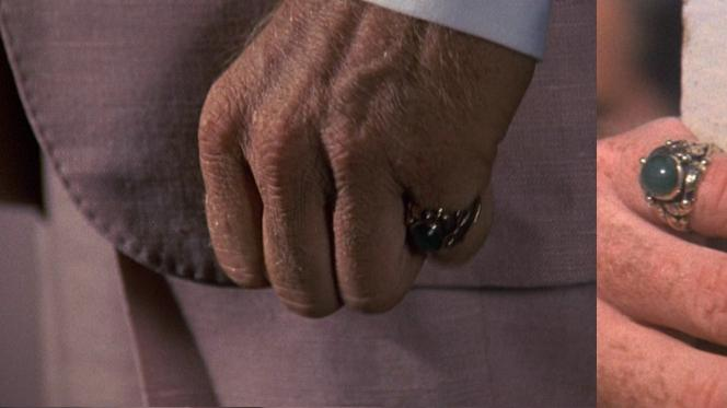 Am I crazy or did Robert Redford's hands age much faster than the rest of him did?