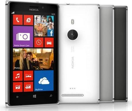 Nokia Introduces New Lumia 925