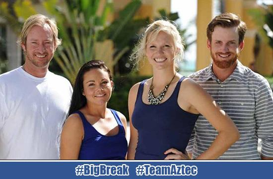 Big Break Mexico - Teams