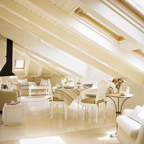 decor attic design ideas14 Attic Design Ideas HomeSpirations