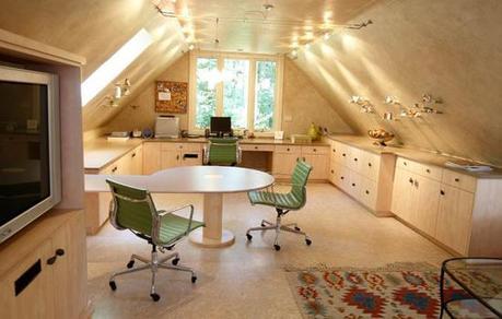 decor attic design ideas11 Attic Design Ideas HomeSpirations