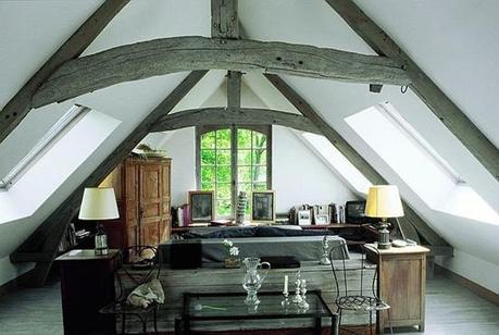 decor attic design ideas13 Attic Design Ideas HomeSpirations