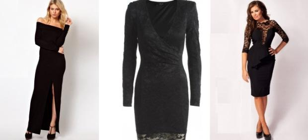 Get yourself the perfect little black dress from chocolate clothing