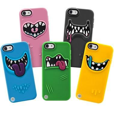 iPod Touch 5G  MONSTERS Case