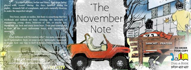 Book Review: The November Note