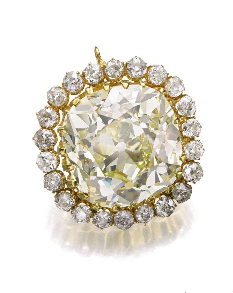 74 carat fancy yellow diamond, fancy yellow diamond, canary diamonds