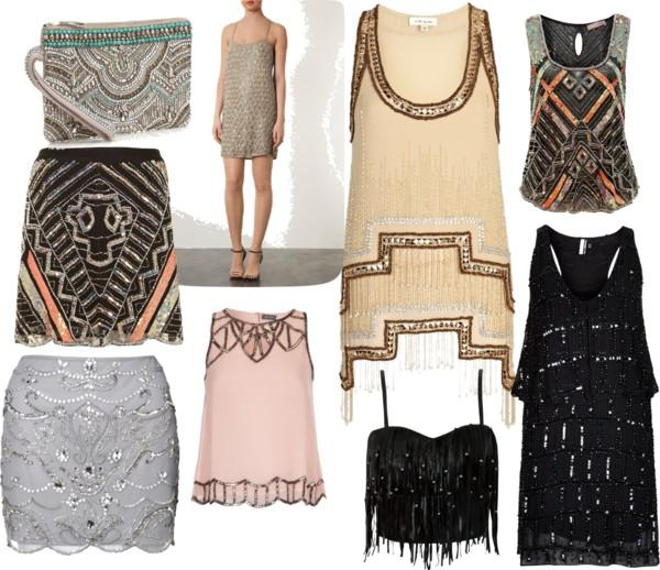 The Great Gatsby Inspired Fashion And Makeup Paperblog