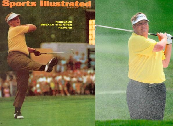 Nicklaus Wins 1967 US Open after hitting a one-iron on 18 [and Lumpy at Bay Hill in 2009]
