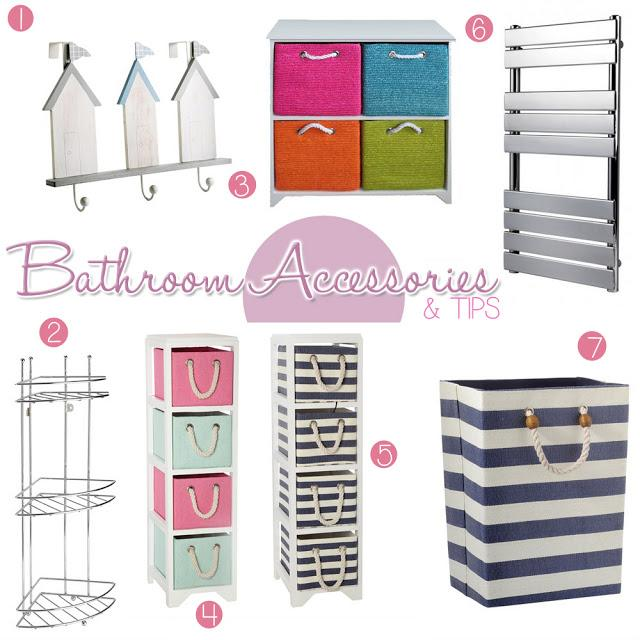 Bathroom Essentials tips, essentials & accessories - bathroom edition - paperblog