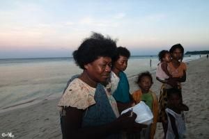 Pure Ati from the Philippines. These Negrito people have very low population numbers and may even be going extinct.