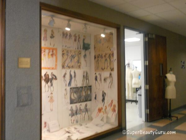 Philadelphia Universiy Fashion Sketches