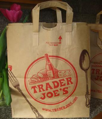 Trader Joe's bag Pictures, Images and Photos
