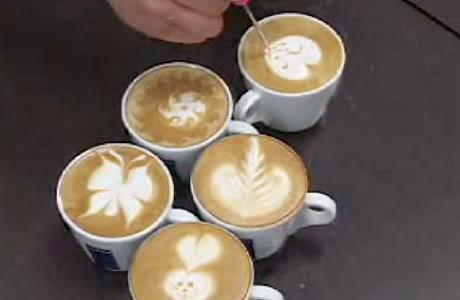 coffee art Pictures, Images and Photos