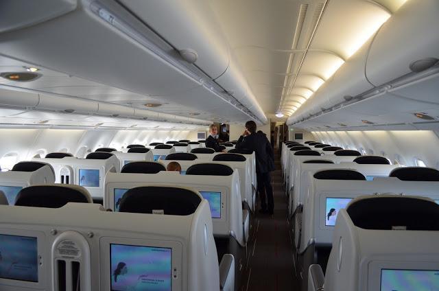 Flight Report Air France A380 800 Washington Iad To Paris Cdg Business Cl