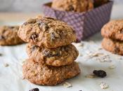 Fashioned Oatmeal Raisin Cookies