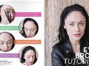 Brow Tutorial with EMMA Magazine