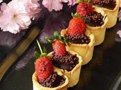 Mini Hazelnut Chocolate Tarts