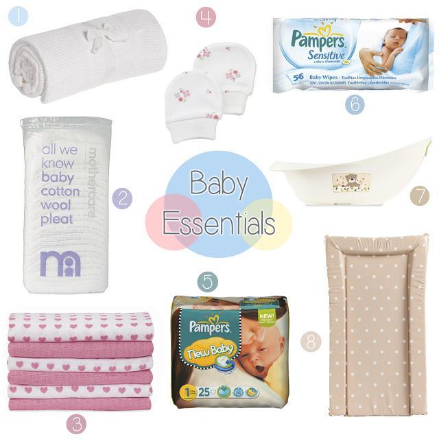 baby essentials   paperblog