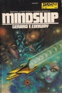 32.  Mindship by Gerard F. Conway