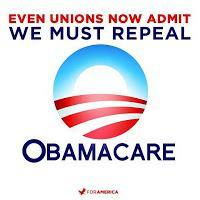Union Head Calls Out Obama On False Obamacare Promises: Other Unions Drop Support, Want Repeal