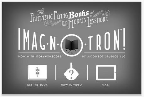 %22The Fantastic Flying Books of Mr. Morris Lessmore%22