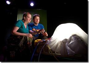 Review: The Electric Baby (Rivendell Theatre)
