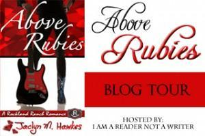above rubies tour