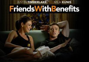 Friends With Benefits Movie