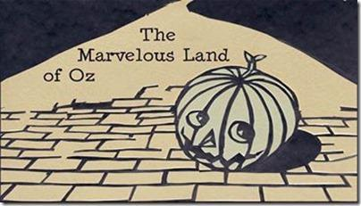 Review: The Marvelous Land of Oz (New American Folk Theatre)