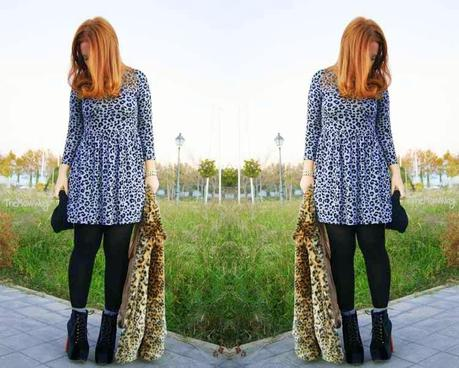 All in Leopard - Outfit by TheMowWay.com