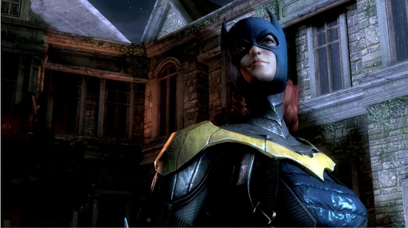 Warner has released a new trailer showcasing the new DLC  Batgirl  for