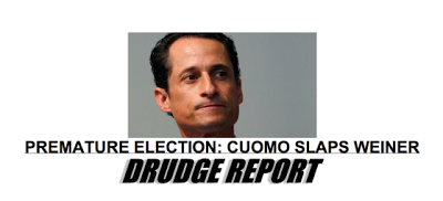 Anthony Weiner: I Am Running For Mayor, Please Ignore Any Additional Dick Pics That Come Out