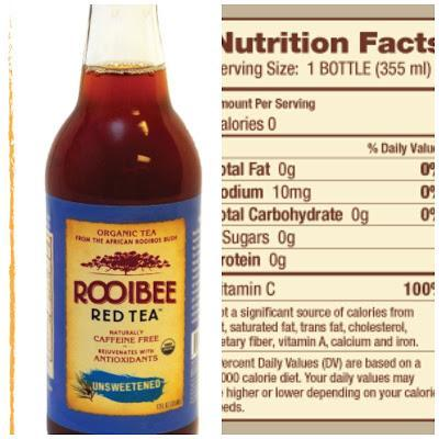 Get Your Wellbeing in a Bottle with Rooibee Red Tea