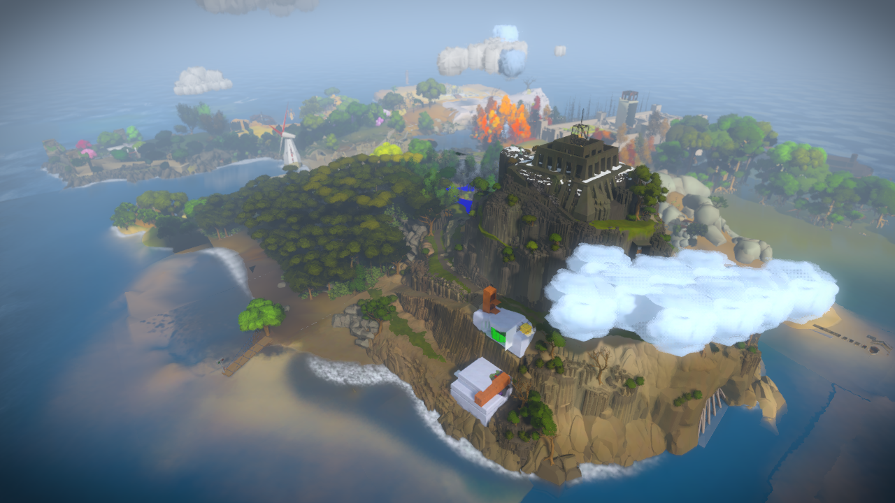 S&S; News: Jonathan Blow Discusses The Witness for PS4