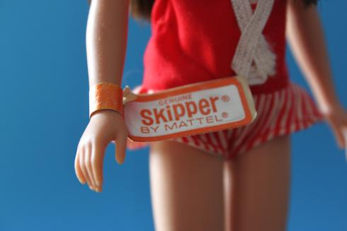 Skipper by Mattel