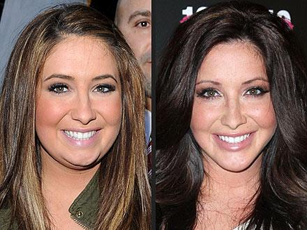 Bristol Palin before and after surgery
