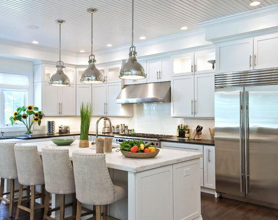 Remarkable Decorating with Pendant Lighting in Kitchen 550 x 437 · 39 kB · jpeg
