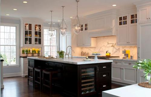 Decorating Your Kitchen With Pendant Lights Galley Kitchen Lighting