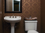 Give Your Powder Room Personality