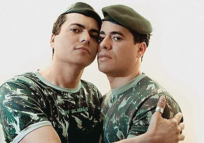 gay soldiers