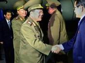 Choe Ryong Returns DPRK