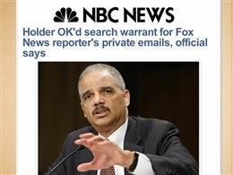 Anonymous DOJ Source Said Fox Notified Of Subpoenas, Fox Says No Record Of Being Informed