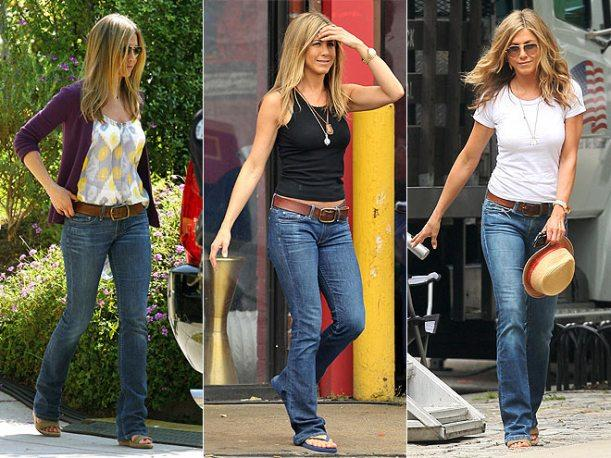 Jennifer Aniston S Friends Reunion And Get Her Look For Less Paperblog