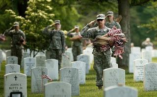 Memorial Day 2013- Thank You For Your Service And Our Freedom- Military Hymns