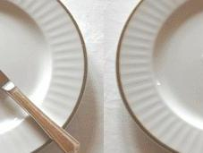 Follow Rules: Positioning Fork Knife Your Plate